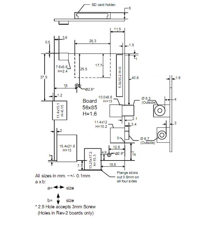Raspberry pi zero schematic pdf